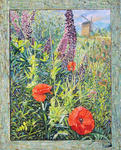 Christine Navarro-Fruit - Poppies in