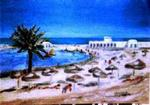 Pierre Henry - Beach at Djerba