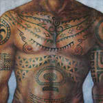 Joe Johnson - TAHITIAN TORSO