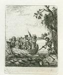 James Stow - Wenclaus   Hollar   -Ship of Fools-   Etching