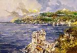 Elio Picariello - Norman tower amalfi coast