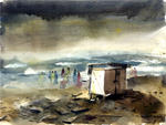 Classical Indian Art Gallery - SEA SHORE - 2
