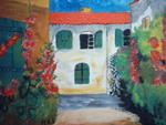 Marie Christine Legeay - CHARENTAISES HOUSES - HOUSES FROM CHARENTES