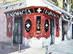 Tomas Castaño - Pharmacy of Lavapies-Madrid