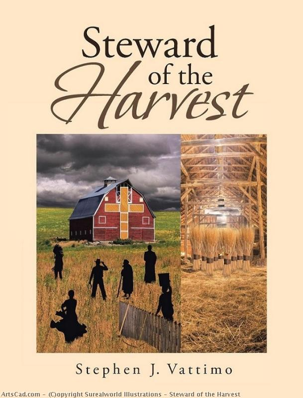 Artwork >> Surealworld Illustrations >> Steward of the Harvest