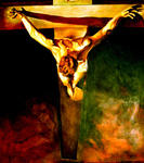 Pieter Burger - dali-s christ of st john of the cross