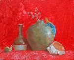 Goryanskiy Vadim - -Still Life with lizard -