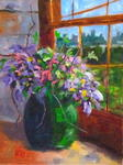 Glynis Berger - Crooked Window