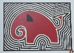 Anil Peiris - Red Elephant