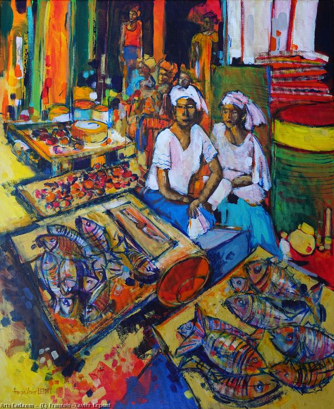Artwork >> Francois-Xavier Lepont >> ENTERED 2 TIDES M'BOUR SENEGAL