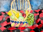 Derek Mccrea - still life fruit