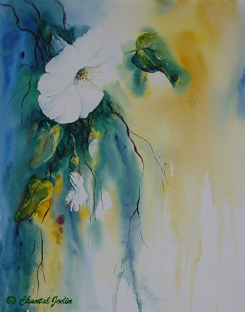 Artwork >> Chantal Jodin >> Bindweed I