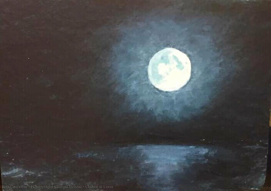 Artwork >> Giorgia Belvisi >> moonlight