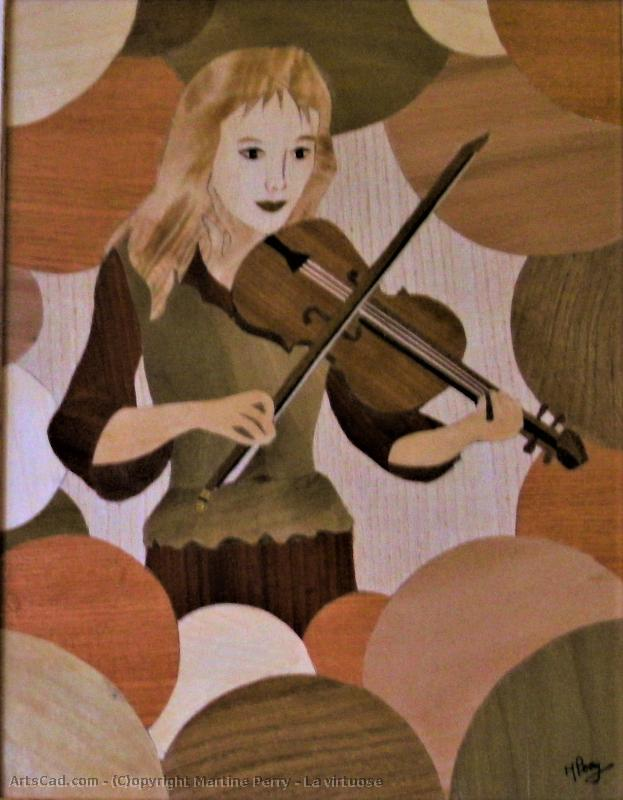 Artwork >> Martine Perry >> there Virtuoso