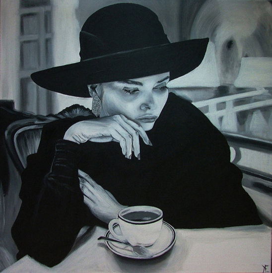 Artwork >> Krea - Portraitiste >> PAUSE