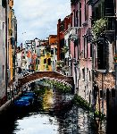 Marie-Claire Houmeau - Lights and colors Venice