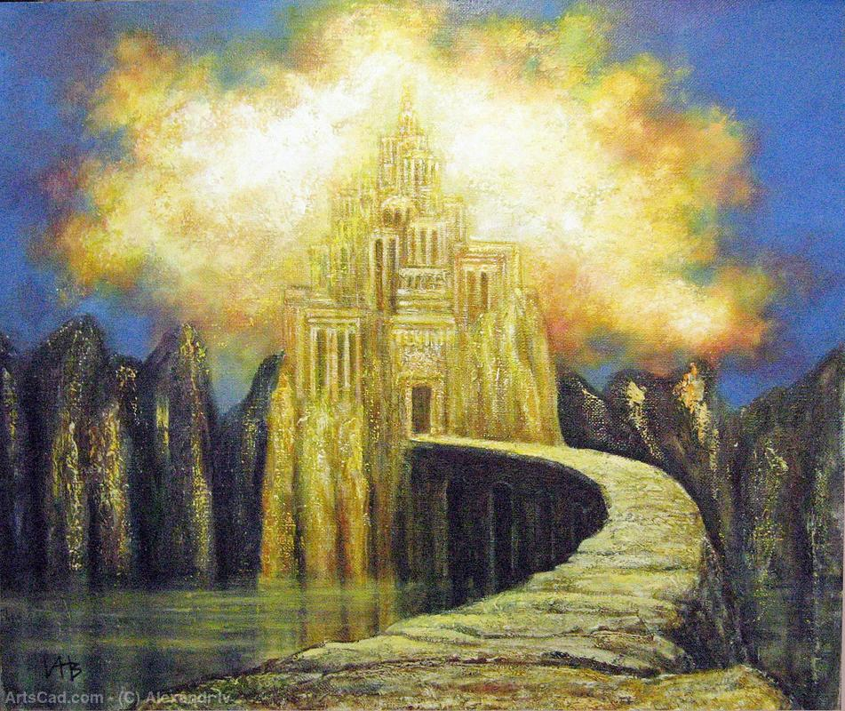 Artwork >> Alexandr Iv >> magic castle