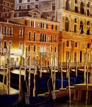 Marie-Claire Houmeau - night in Venice