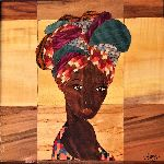 Martine Perry - Colors d-Afrique