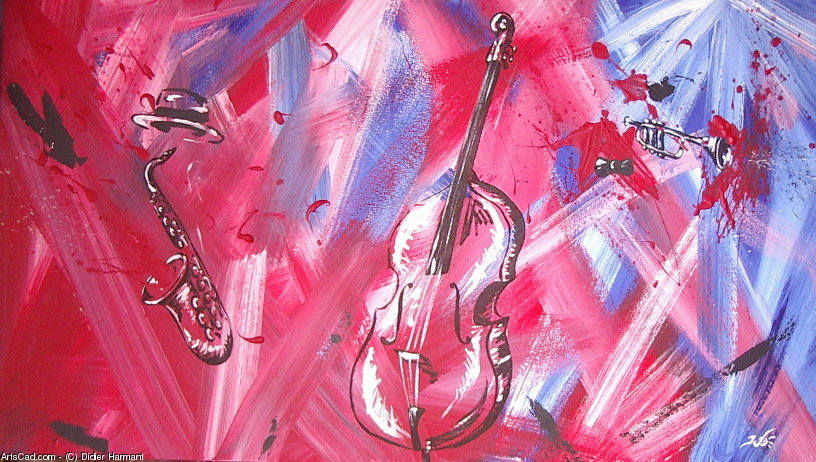 Artwork >> Didier Harmant >> jazz