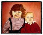 Gillain Sylvie - Brother and sister