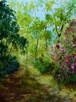 Jacques Fontan - Rhododendrons