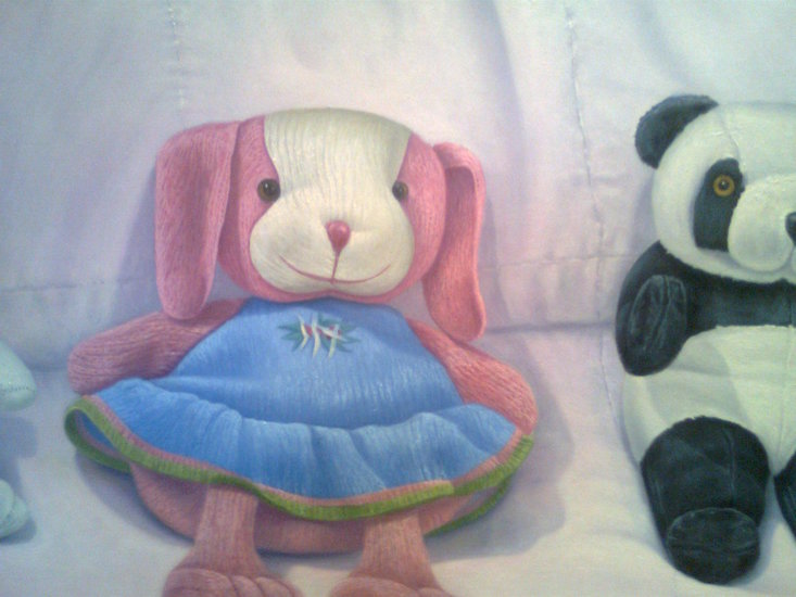 Artwork >> Juan Jose Lozano Merino >> TEDDY picture detail