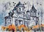 Victor Ovsyannikov - Russian church