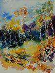 Pol Ledent - Watercolor 909052