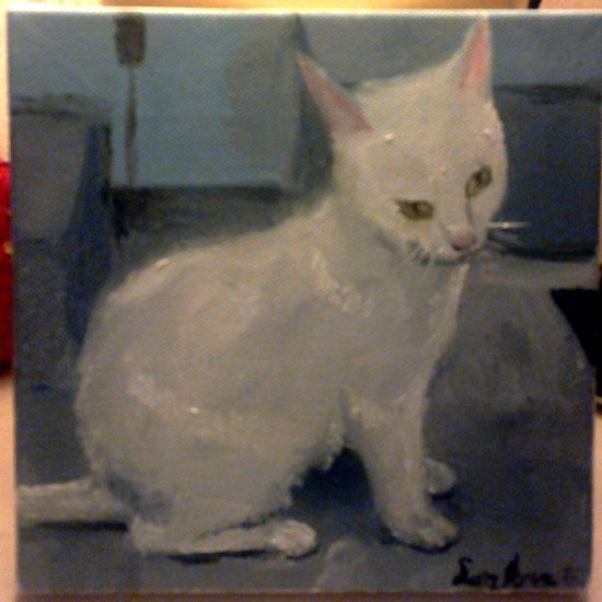 Artwork >> Falletta Sandro >> CHAT DENIS