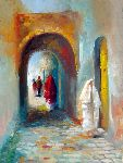 Galerie D Art Zneidi - The doors from  there  medina