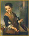 Classical Indian Art Gallery - By - Murillo Bartolome Esteban - Print