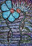 Mirit Ben-Nun - flowers aromatic art israel contemporary woman artist mirit Ben-Nun