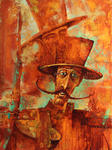 Kansky Constantine - -People in red hats-