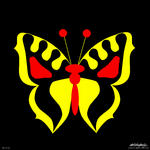 Asbjorn Lonvig - Yellow Butterfly
