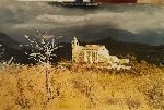 Claude Bonnin - storm up in  Provence