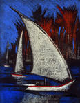 Ehab Lotfi - felluca at the river nile (3)