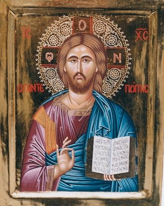 Artwork >> Adamantia Karatza >> Religious Art Icon