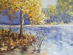 Claude Bonnin - L-Etang in autumn