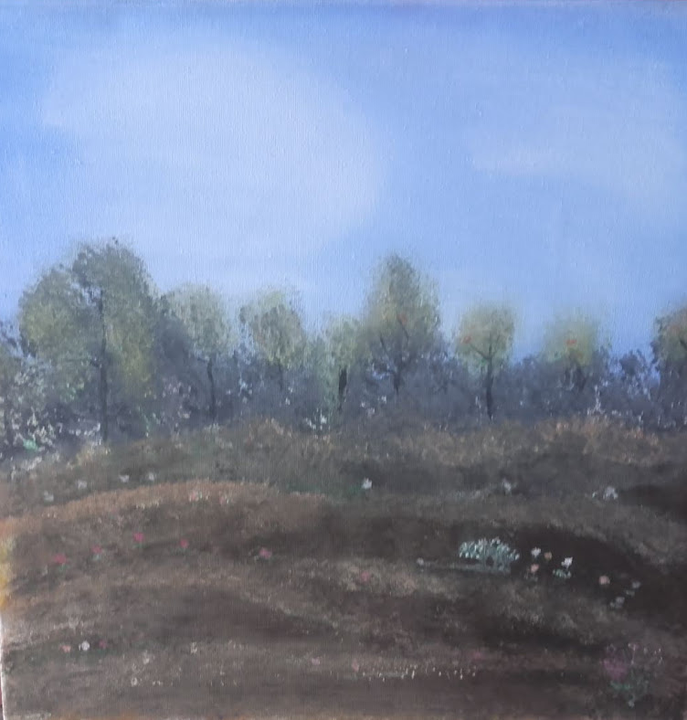 Artwork >> Sabine Martinez >> land scape