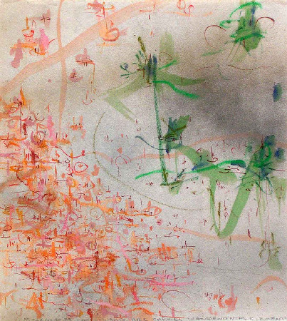Artwork >> Richard Lazzara >> carries transcendental elements