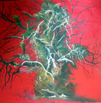 Stephane Texereau Art - Dead Tree