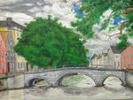 Leon Christophe Zaruk - Town Bridge 1