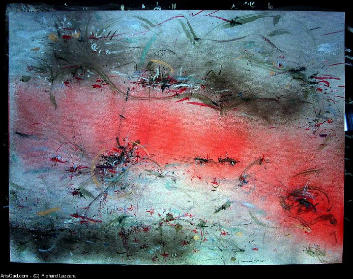 Artwork >> Richard Lazzara >> arc