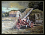 Denis Beaudet - NEW TRACTOR