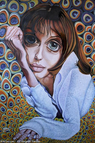 Artwork >> Margaret Trembla >> The look