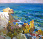 Alexey Dmitriev - The seashore
