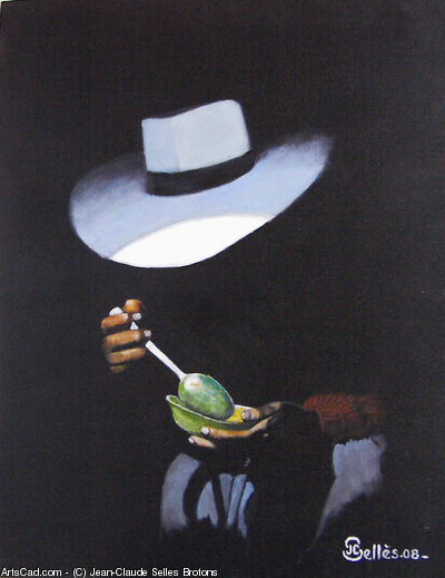 Artwork >> Jean-Claude Selles Brotons >> The cup rice - Bolivia