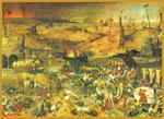 Classical Indian Art Gallery - By - Pieter Bruegel - Print