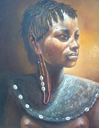 Artwork >> Berthold Moyo >> ready for marriage
